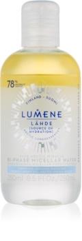 Lumene Lähde [Source of Hydratation] dvojfázová micelárna voda